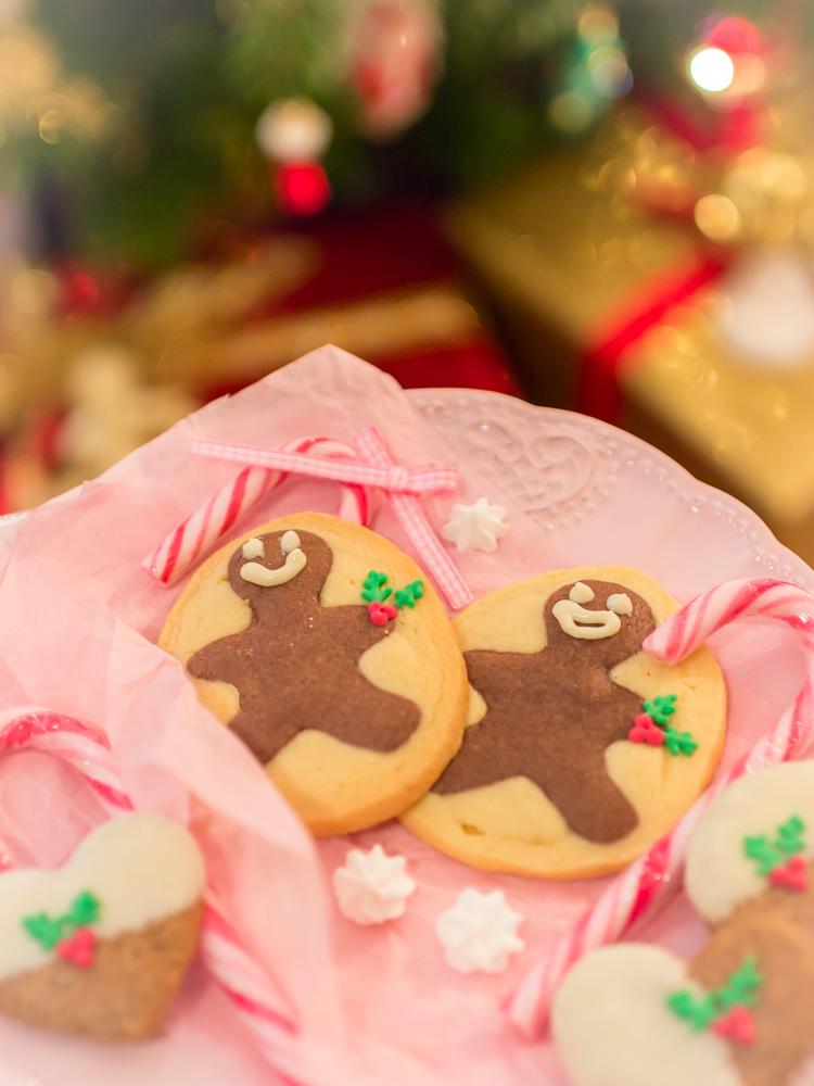 schwarz wei gebck kekse pltzchen weihnachtspltzchen lebkuchenpltzchen - Schwarz Weis Geback Muster Anleitung